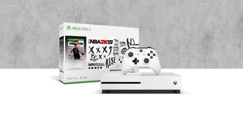 Xbox One S NBA 2K19 Bundle (1TB) – Xbox One