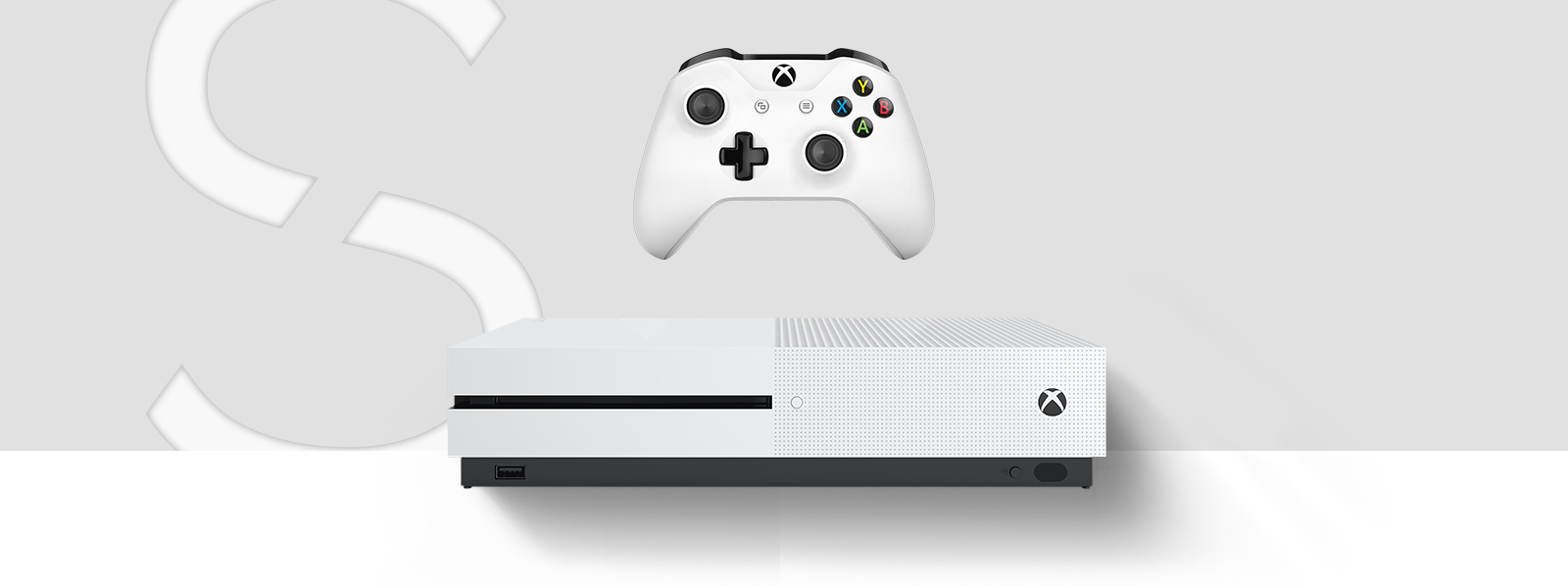 Paquete Xbox One S