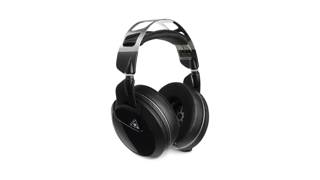 Front right view of the Turtle Beach Elite Atlas Pro headset