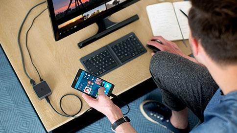 Windows Continuum for Windows 10 Phones & Mobile | Microsoft