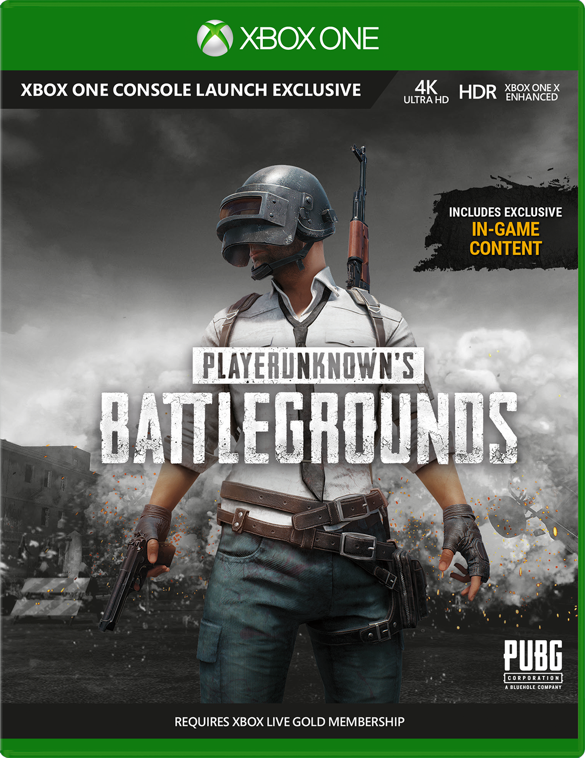 PLAYERUNKNOWN'S BATTLEGROUNDS 1.0 keyart