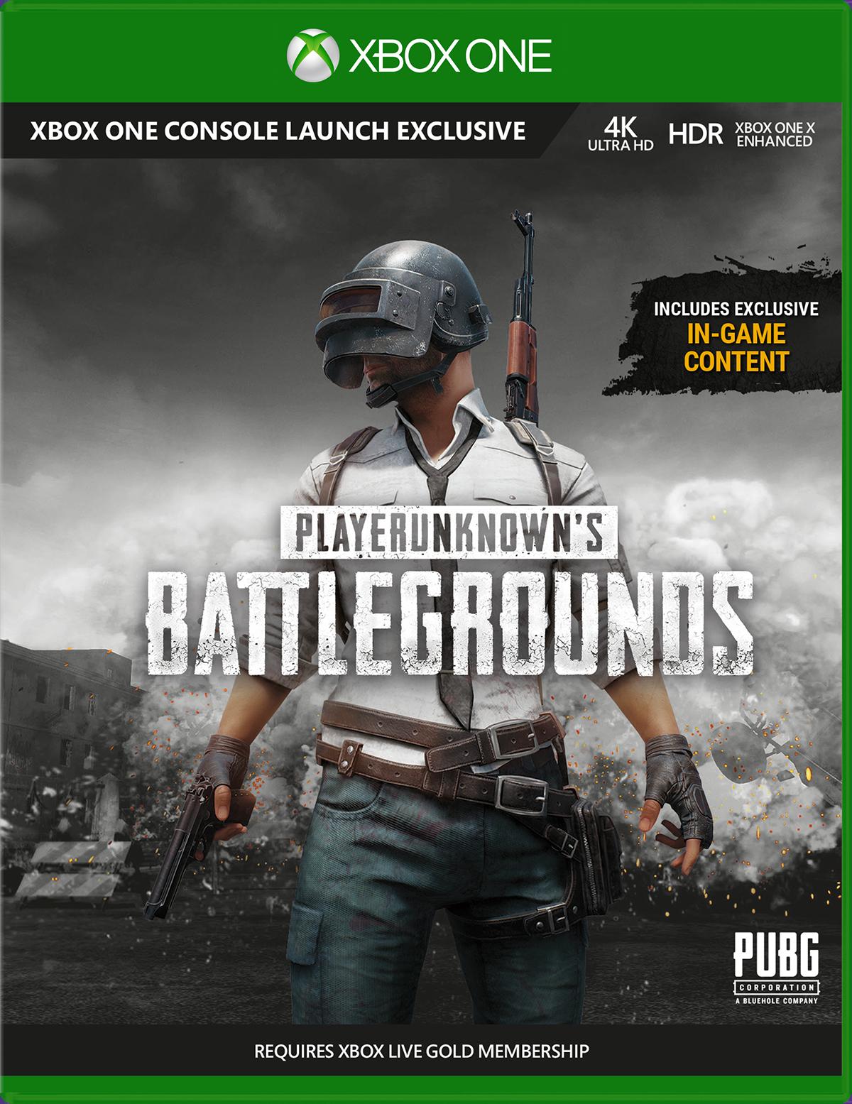 PLAYERUNKNOWN'S BATTLEGROUNDS 1.0 — grafika z gry