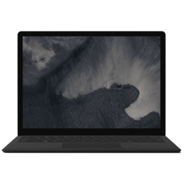 Surface laptop 2 black