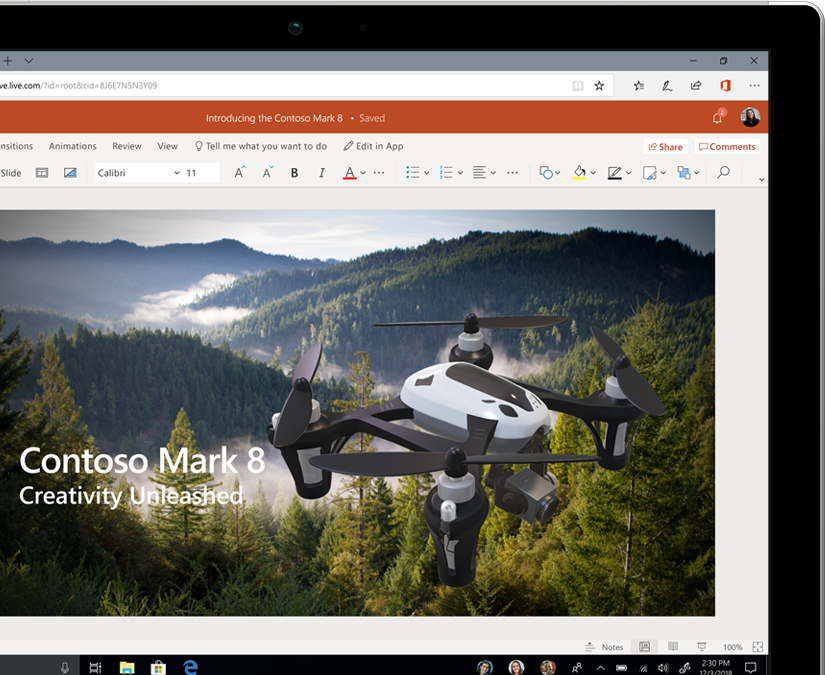Free Microsoft Office for the web, Word, Excel, PowerPoint