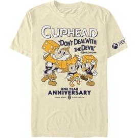 Cuphead Xbox Tee - Unisex