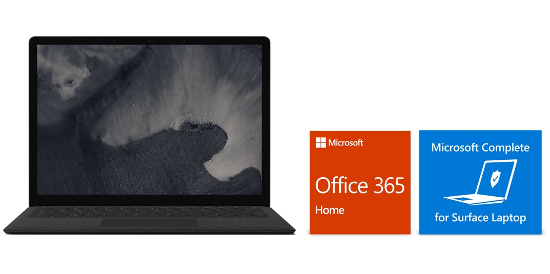 Surface laptop 2 essentials bundle