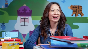Chineasy founder ShaoLan