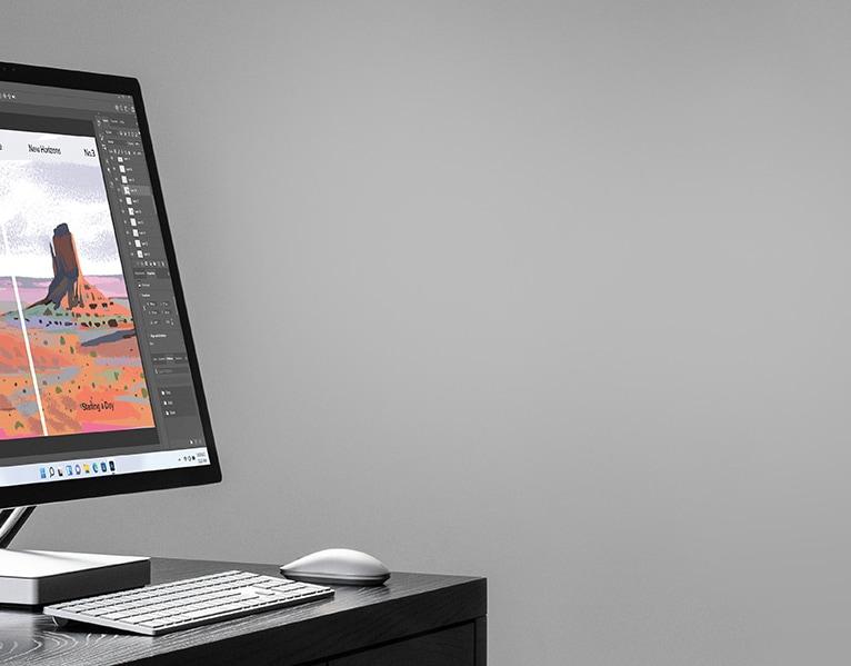 Meet the Surface Studio 2 – The Ultimate Creative Studio