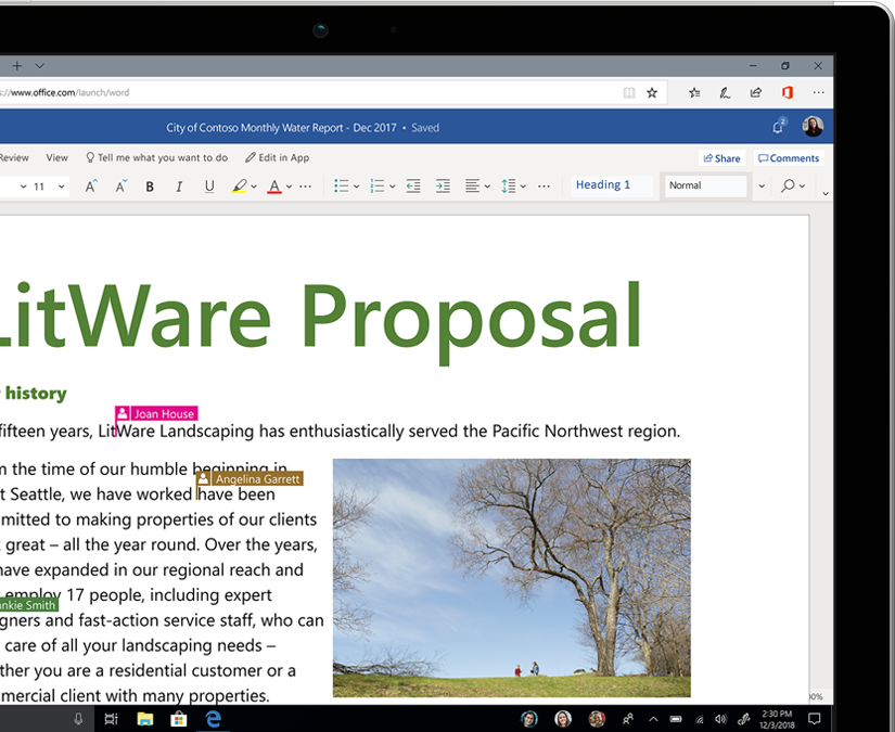 Free Microsoft Office Online, Word, Excel, PowerPoint