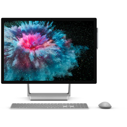 Surface Studio 2 Desktops and All-in-Ones - Microsoft Store