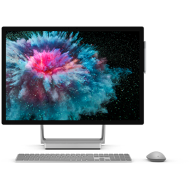 Surface Studio 2 for Business mit Tastatur, Maus und Pen