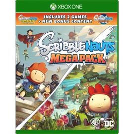 Cover of Scribblenauts Mega Pack for Xbox One