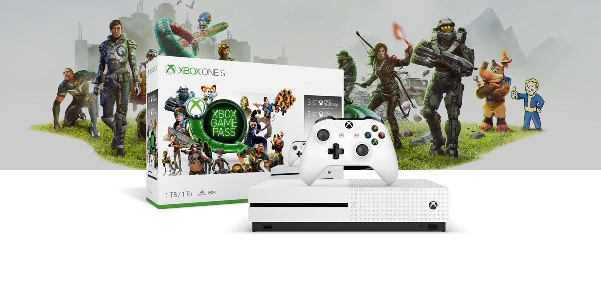 Xbox One S Starter Bundle