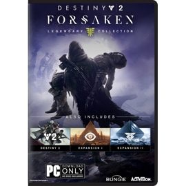 Cover of Destiny 2: Forsaken-Legendary Collection for PC