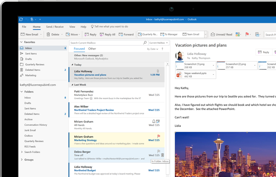 Outlook Customer Manager Contact Manager App Office 365