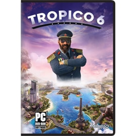 Cover of Tropico 6 PC Game