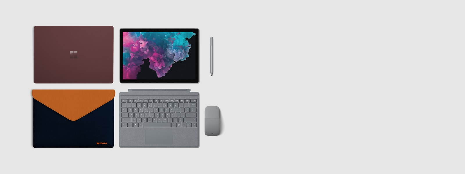 Surface devices and Surface accessories
