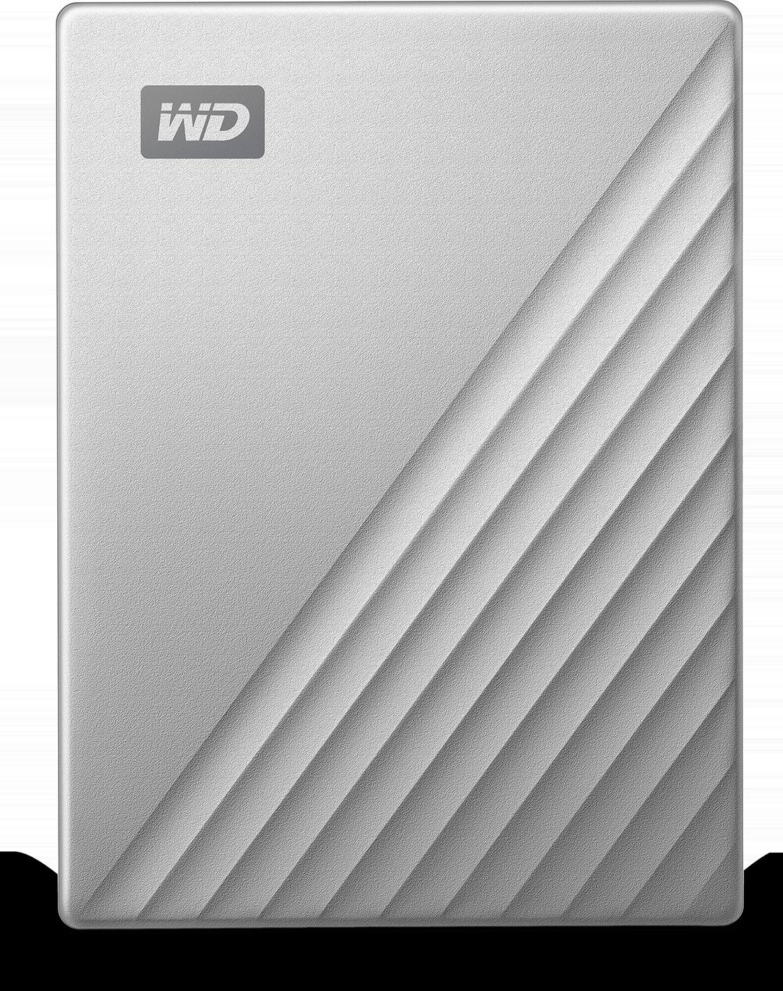 RE31DSZ?ver=8f6e - Western Digital My Passport Ultra Portable Hard Drive (Silver)