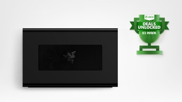 Razer Core X - Thunderbolt 3 External Graphics Enclosure