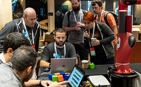 Microsoft Ignite attendees gather to learn and explore