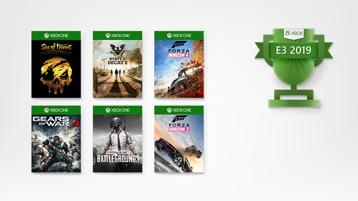 Descuentos en Juegos Xbox
