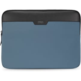 "Targus Newport 11.6"" Sleeve in blue from the front"