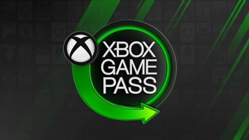 Xbox Game Pass sign.