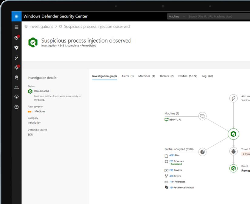 Microsoft Data Breach & Endpoint Security - Microsoft 365