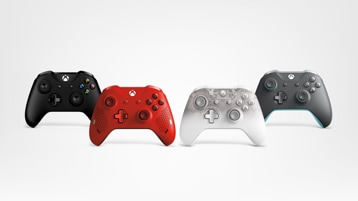 4 Xbox Wireless Controllers