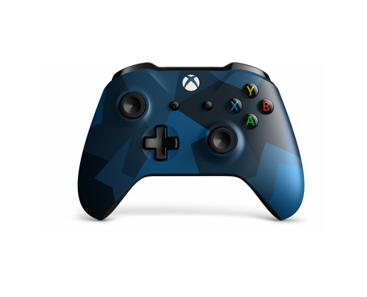 Xbox Wireless Controller – Midnight Forces II Special Edition