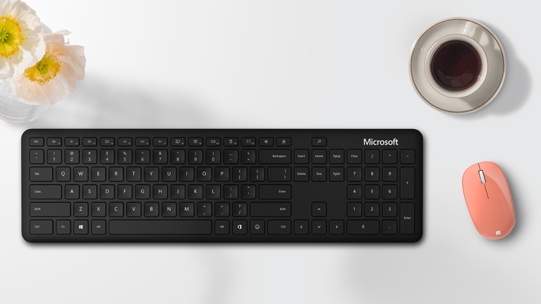 Buy Surface Bluetooth Wireless Keyboard Microsoft Store