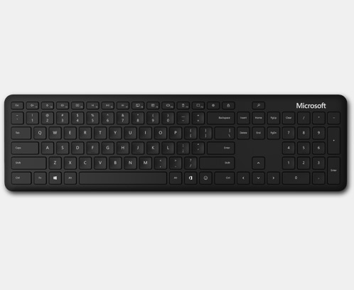 Buy Surface Bluetooth Wireless Keyboard Microsoft Store