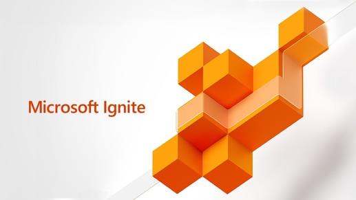 Microsoft Ignite logo