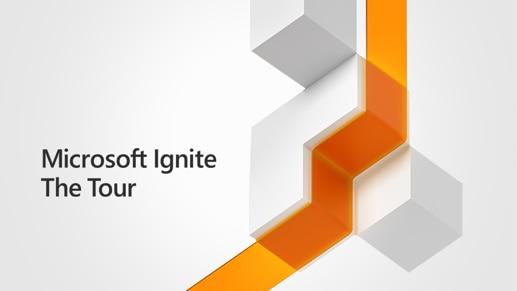 Microsoft Ignite The Tour logo