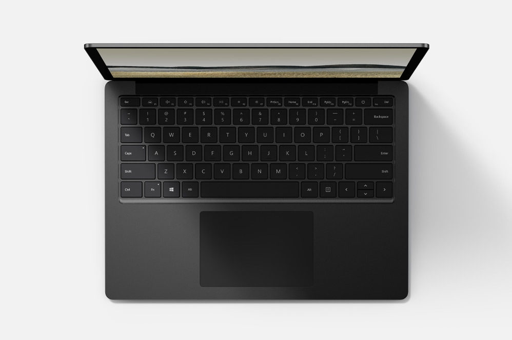 Surface Laptop 3 keyboard