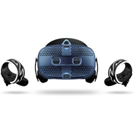 Front view of the HTC Vive Cosmos