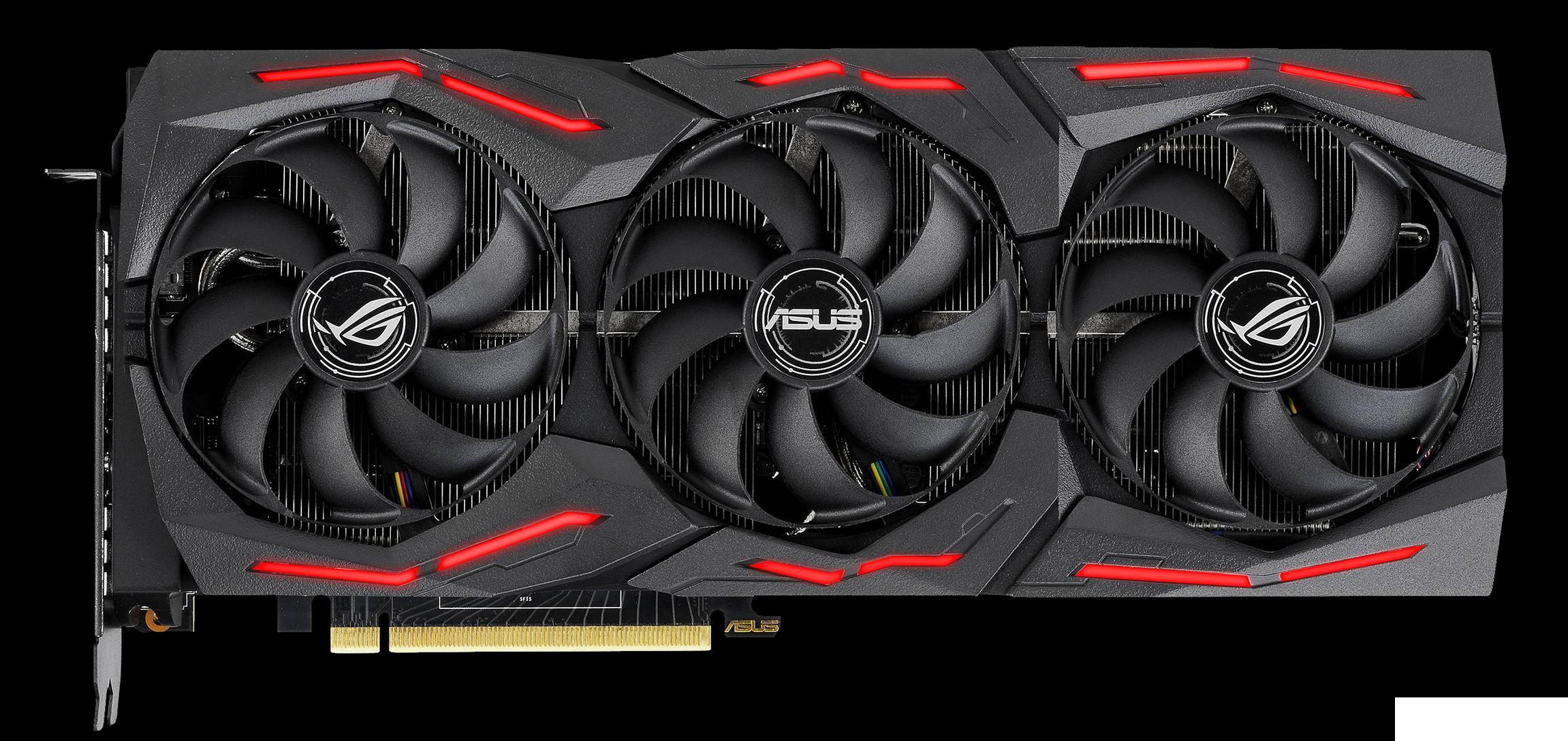Image of ASUS ROG Strix GeForce RTX2070S Graphics Card VJU-00055
