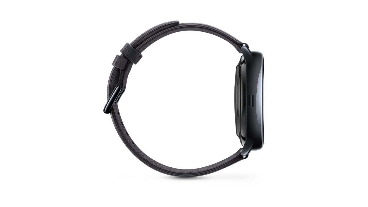 Galaxy Watch Active 2 40mm black right side