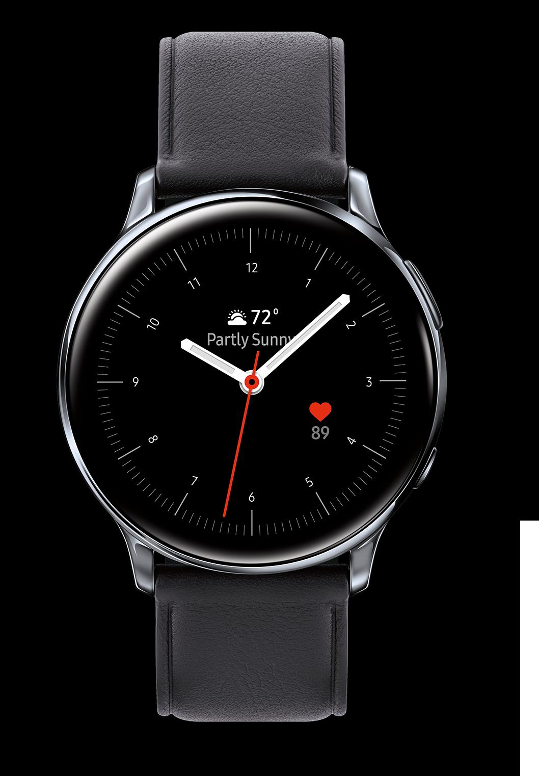 Samsung Galaxy Watch Active2 LTE 40mm Silver