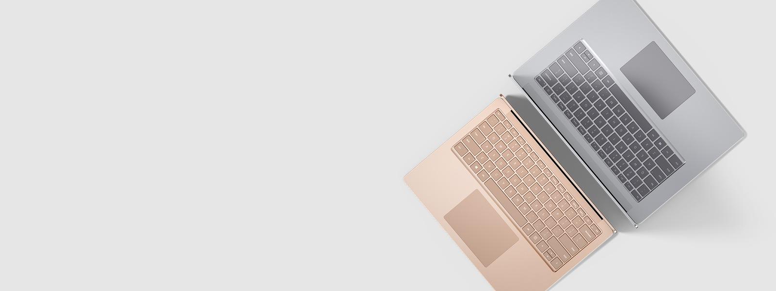 続いて新しい Surface Laptop 3