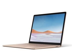 展示 Surface Laptop 3