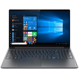front view of the Lenovo Ideapad S740 Laptop