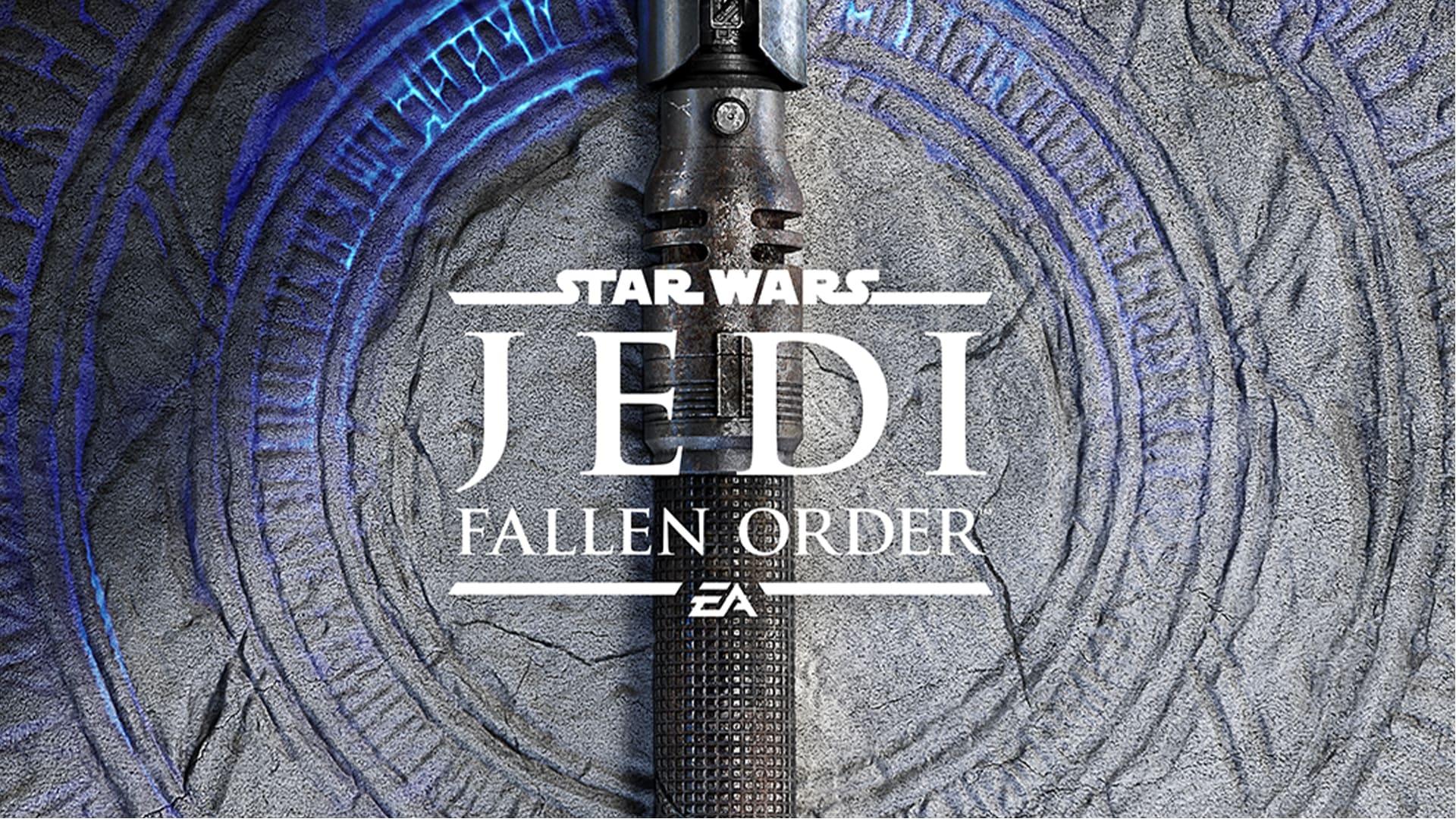 Featuring Star Wars Jedi: Fallen Order art