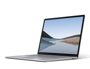 återgivning av Surface Laptop 3 med Type Cover