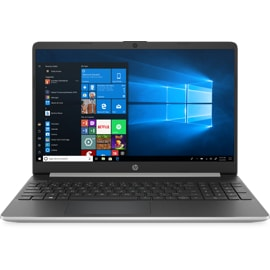 Front view of HP Laptop 15 dy1731ms i3