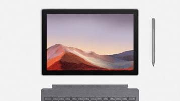 Surface Pro 7 y accesorios