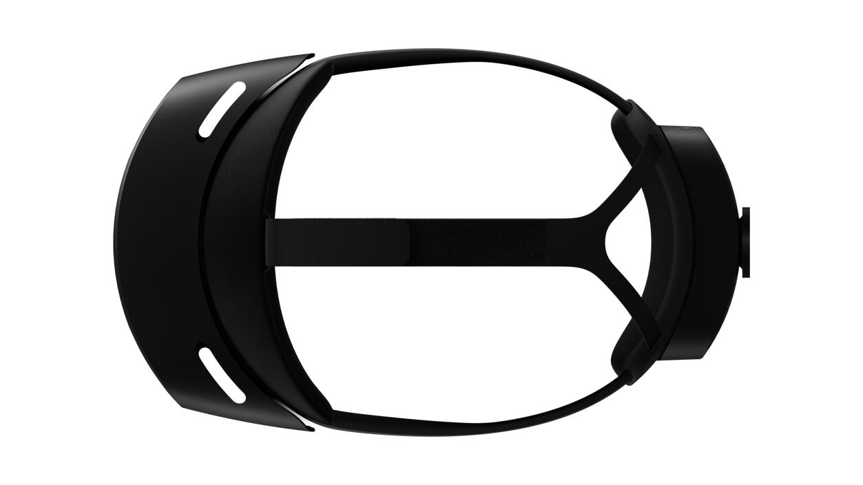 A HoloLens 2 device