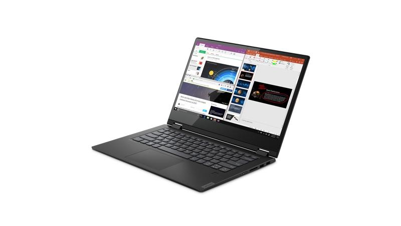 Lenovo Flex 14 2-in-1 Laptop left angle view