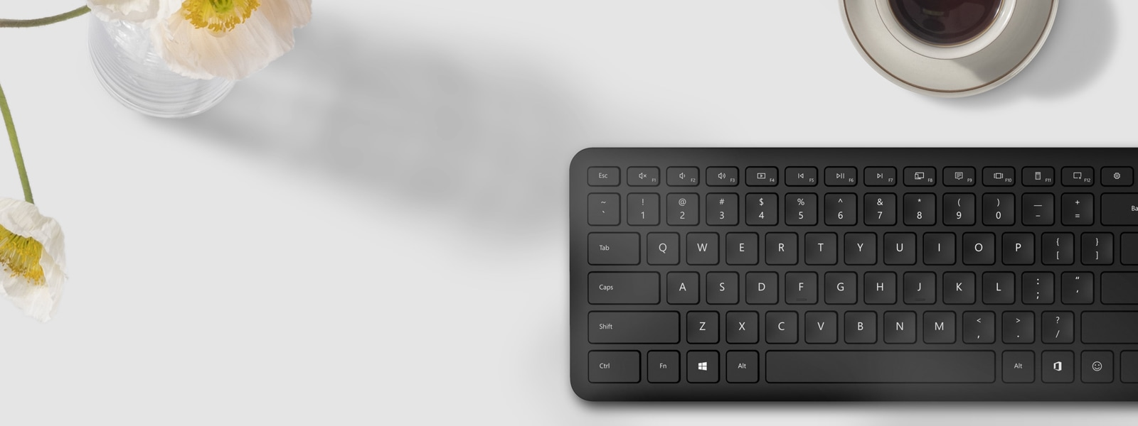 Microsoft Bluetooth® Keyboard