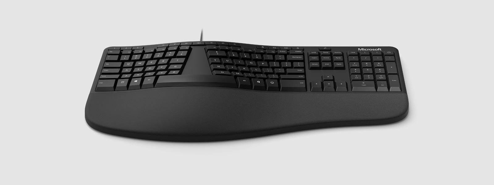 Исключительный комфорт печати на беспроводной клавиатуре